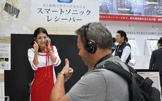 Ceatec 2012 : la téléphonie par conduction en passe de se démocratiser