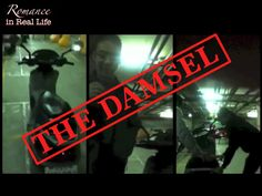 DAY 5 - DAMSEL IN DISTRESS TROPE