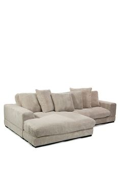 Moe's Home  Plunge 2-Piece Sectional