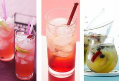 13 Non-Alcoholic Drinks for Summer Parties