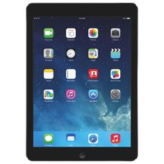 Apple iPad Air is what I need to take notes on in class #SetMeUpBBy