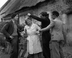 mujeres francia colaboracionistas nazis gestapo