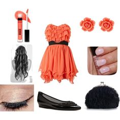 Sweet and Formal, created by brooklyn bailey on Polyvore