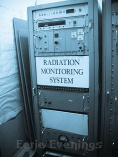 Inside the Cold War-era Kelvedon Hatch Secret Nuclear Bunker, Essex