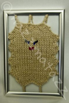 Ravelry: mazzmatazz's Cassandra-I'm sure I can come up with a crochet version!