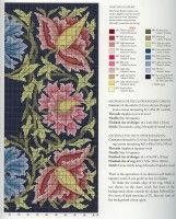"Gallery.ru / tymannost - Album ""William Morris Needlepoint (Beth Russell)"""