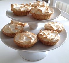 Lemon Meringue Mini Pie by theminipiecompany on Etsy, $3.50