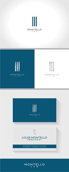 Modern and Luxury Law Firm Logo. by mark992