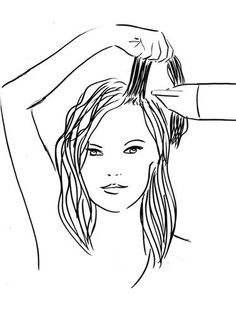 Has your hair flatlined? These insider secrets inflate a limp mane, leaving you with awesome, long-lasting volume. Beach Wave Hair, Beach Waves, Root Volume, Summer Family Pictures, Hairstyle Tutorials, Blow Dry, Dry Hair, Updo, Diy Clothes
