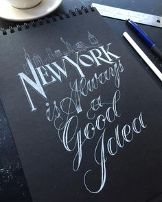 Work by @markserrano #typography #betype #lettering... by betype