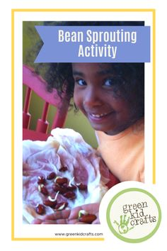 Kids love a bean sprouting activity, especially when they do it with you and their friends. Check out this page and let your kids enjoy while learning! #botanyforkids #kidsactivities #greenkidcrafts #greensummer #teachthemyoung #STEAMforkids #artforkidsathome #summerartcamp #childrensartwork #homeschoolartlessons #STEAMforkids #learningthroughplay #kidsactivities #Summeractivities #homeschooling #keepingkidsbusy #STEMforkids #learningthroughplay #ecofriendlyliving #summercamp