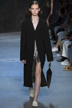 Narciso Rodriguez New York Spring/Summer 2017 Ready-To-Wear