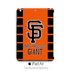 San Francisco Giants iPad Air Case Cover Wrap Around