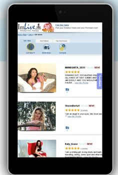 ADULT WEBCAM SITES RACE FOR BEST MOBILE USER EXPERIENCE! #Smartphones #Mobile