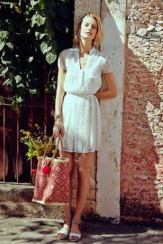 Ixora Dress - anthropologie.com