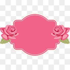 Hand painted pink text label PNG and Vector Happy Birthday Template, Happy Birthday Cake Topper, Rose Frame, Flower Frame, Free Watercolor Flowers, Flower Text, Flower Png Images, Eid Stickers, Love Wallpapers Romantic