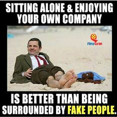 ...and be Mr. Bean at the beach.