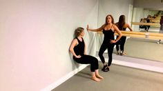 Barre Forte is helping you get in shape for ski and snowboard season! You can do these barre exercises at home to strengthen your legs and glutes. #ski #snowboard #barrefitness #barre #barreworkout #barreforte #meetyourbest