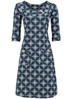 TWIGGY Gradica Blue | Tante Betsy kjole AW16
