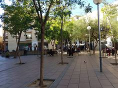 Love these squares in Barcelona. John Lennon Square in Gracia. http://ift.tt/2AKmahh