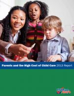 Parents and the High Cost of Child Care: 2013 Report  This report analyzes #ChildCare costs and compares the cost of care to household income, expenses and college tuition in the 50 states and Washington, D.C.