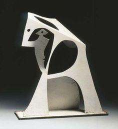 1961 Tête de femme (profil) Pablo Picasso Pablo Picasso  : More At FOSTERGINGER At Pinterest ♍️Pablo Picasso,