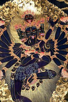 Female and male dharmadefender #buddha (dharma:the teaching of the Buddha)