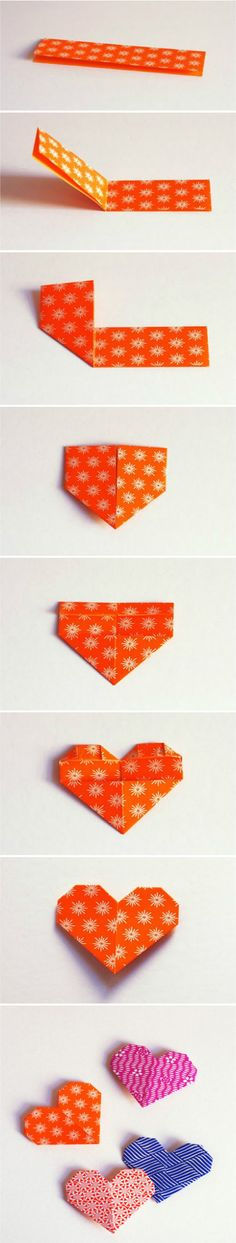 Easy Paper Heart | DIY & Crafts Tutorials