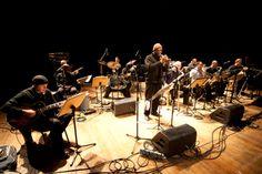 Dia 08/08, no Teatro Commune, tem muito jazz, samba, choro e baião com a Banda Mantiqueira!