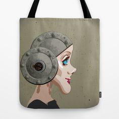 Lola Tote Bag by Jacek Muda - $22.00 #totebag #tote #bag #society6