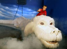 Then book a trip to the Bavaria Film Studios to see where all The NeverEnding Story movie props LIVE ON FOR ALL TIME.