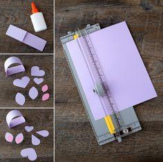 osterhase aus papier anleitung basteln zu ostern
