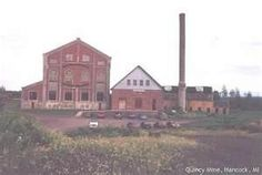 Quincy mine - They offer a neat tour