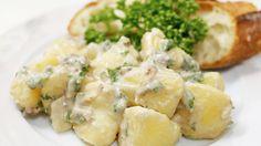 アンチョビポテト:スペイン料理簡単レシピ集
