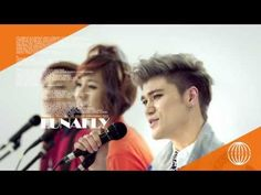 LUNAFLY Fly To Love Eng ver. MV - YouTube