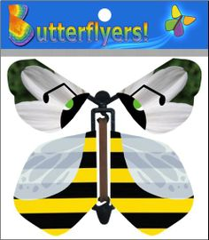 The Butterflyer Bumble Bee is now available online!