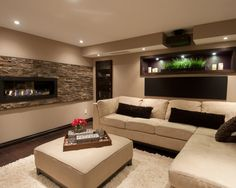 Basement Design, Pictures, Remodel, Decor and Ideas - page 10