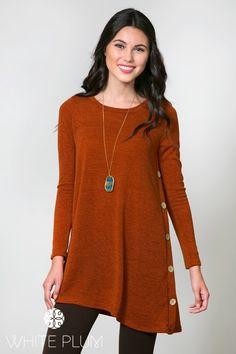 Carlisle Sweater Tunic | Small - XL! | Jane