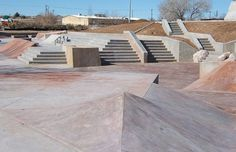 22. Alamosa Skatepark - 25 Best Skateparks in America   Complex