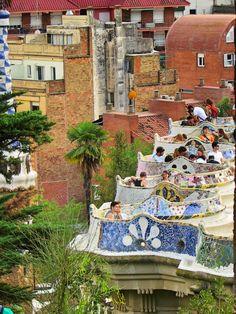 lady in black: One day in Barcelona  #barcelona #spain #cataluna #catalansko #spanielsko #visitspain #visitacataluna #costabrava #traveltips #traveleurope #travel #travelblogging #visiteurope #placestogo #oldtown #placestogo #placestosee #gaudi #parqueguell #espana #espanaturismo #turismo #europa #holiday #holidaydestination #vacation