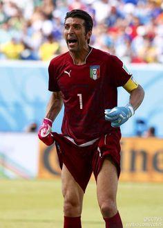 世界杯绝影•Buffon