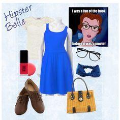 hipster belle - Hipster Halloween Ideas