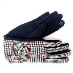 Keep your hands warm and stylish this fall and winter with our classic maroon and white plaid gloves. They are a super fun fashion statement and make the best gift for the fashionista in your life. Best Winter Gloves, Spirit Wear, White Plaid, Hand Warmers, Cool Style, Best Gifts, Hands, Stylish, Fall