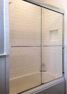 Bathtub Shower Doors - Manalapan, NJ   ShowerMan.com