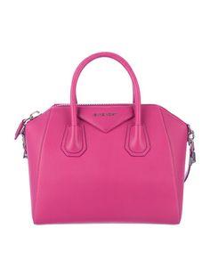 Classic: Givenchy Pink Antigona Bag. (TheRealReal.com)