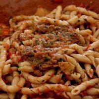 Busiate al pesto trapanese. Take it Slowly by Un'Altra Sicilia Blog: Ricette Siciliane