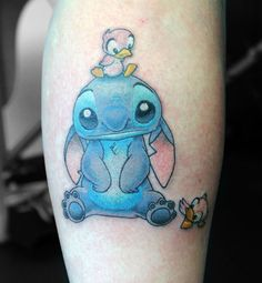 I love this one but hate the face of stitch