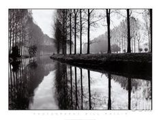 Canal, Normandy, France Art Print by Bill Philip at Art.com