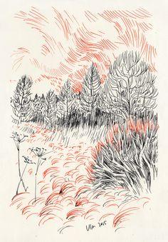 Art by Ulla Thynell.