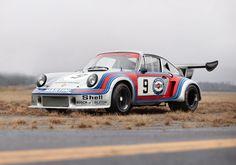 Porsche Martini